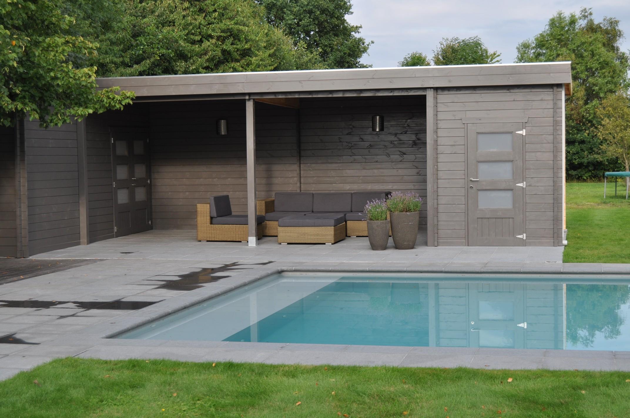 Badkamer in slaapkamer vocht beste inspiratie kamers design en meubels - Zwembad interieur design ...